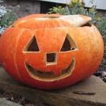 ハロウィンかぼちゃの作り方は簡単!子供と一緒に!