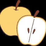 梨の栄養と効果!皮ごと食べた方がいいってホント?