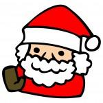 サンタの赤い服の由来!黒いサンタがいるって本当!?