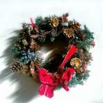 クリスマスリースの意味は3つ!歴史は古代ローマから!?